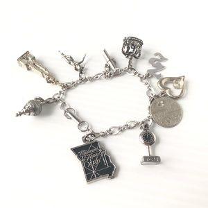 Beau Charms Bracelet
